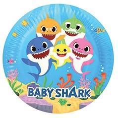 Cumpleaños Baby Shark