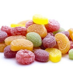 Gomas sem Açúcar