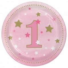 Primeiro Aniversário Estrellitas Niña