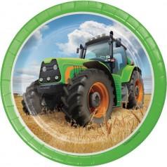 Aniversário Tractores