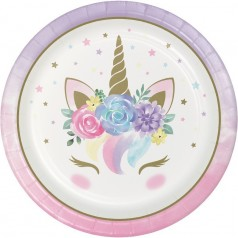 Cumpleaños Unicornio Baby
