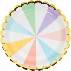 Festa de Cores Pastel