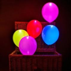 Globos Fluorescentes