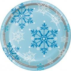 Aniversário Frozen Copos de neve
