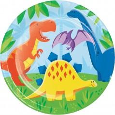 Cumpleaños Dinosaurios Infantil