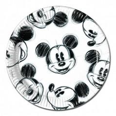 Aniversário Mickey Faces