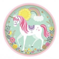 Cumpleaños Unicornio Mágico