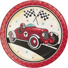 Aniversário Carro Vintage