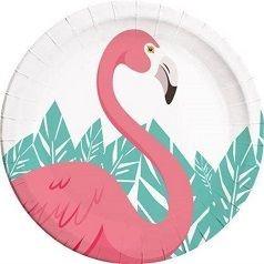 Aniversário Flamingo