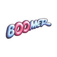 Pastilha Boomer