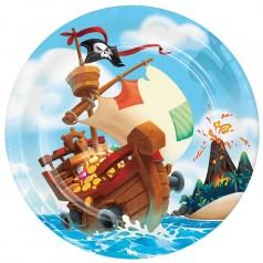 Aniversário Pirata