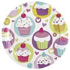 Aniversário Cupcake