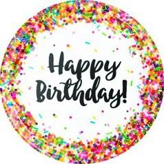 Aniversário Sprinkles