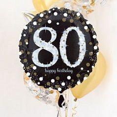 80 cumpleaños