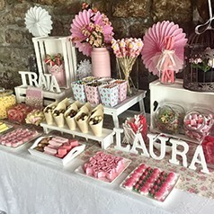 Candy Bar Baby Shower
