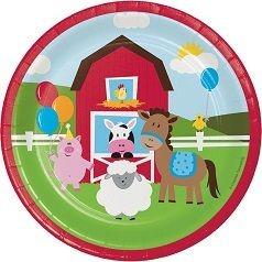 Aniversário Animais da Fazenda
