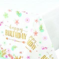 Toalhas de Mesa de Aniversário