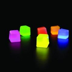 Cubos de Gelo Luminosos