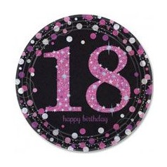 Aniversário 18 Anos Garota