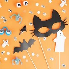 Photo Booth Halloween