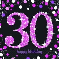Aniversário 30 Anos Mulher