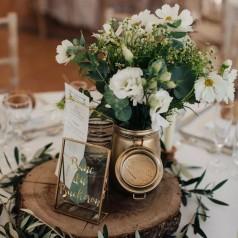 Centros de Mesa para Casamento