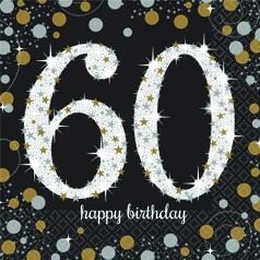Aniversário 60 Anos Homem