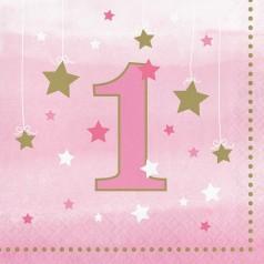 Aniversário Um Ano Menina