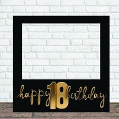 Photo Booth Aniversário 18 Anos