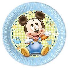 Aniversário Mickey Bebê