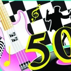 Decoração Anos 50
