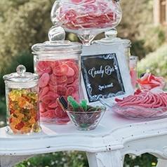 Candy Bar Casamento