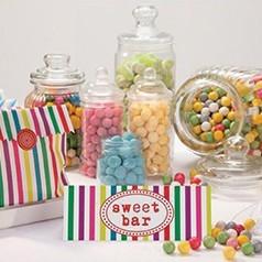 Candy Bar de Aniversário