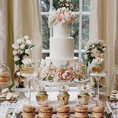 Mesas Doces para Casamentos