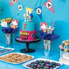 Mesa de Doces para Aniversário