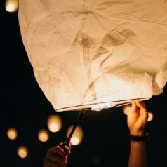 Lanternas Chinesas
