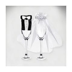 Taças para Noivos