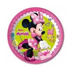 Aniversário Minnie Rosa