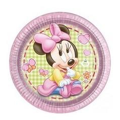 Aniversário Baby Minnie