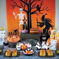 Mesa de Doces Halloween