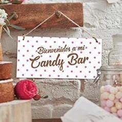 Acessórios Candy Bar