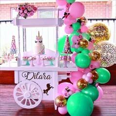 Carrinhos Candy Bar