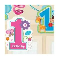 Decoração Primeiro Aniversário