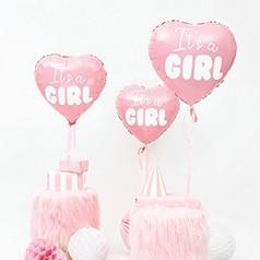 Balões Coração