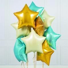 Balões de Estrelas