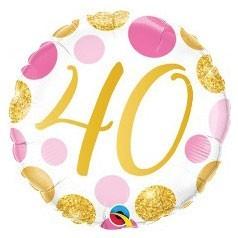 Balões Aniversário Números