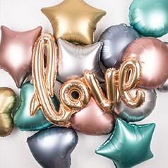 Balões de Hélio Aniversário