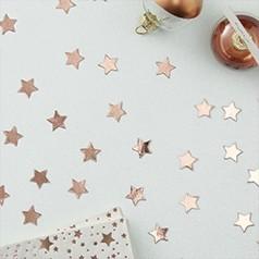 Confetes Estrelas