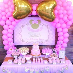 Candy Bar Minnie