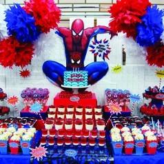 Candy Bar Homem Aranha
